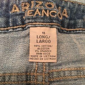 Arizona true boot cut jeans